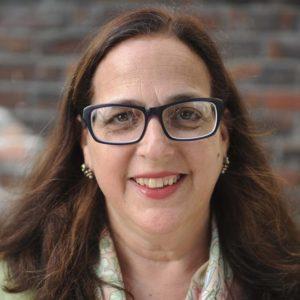 Meg Golder Rabinowitz smiling